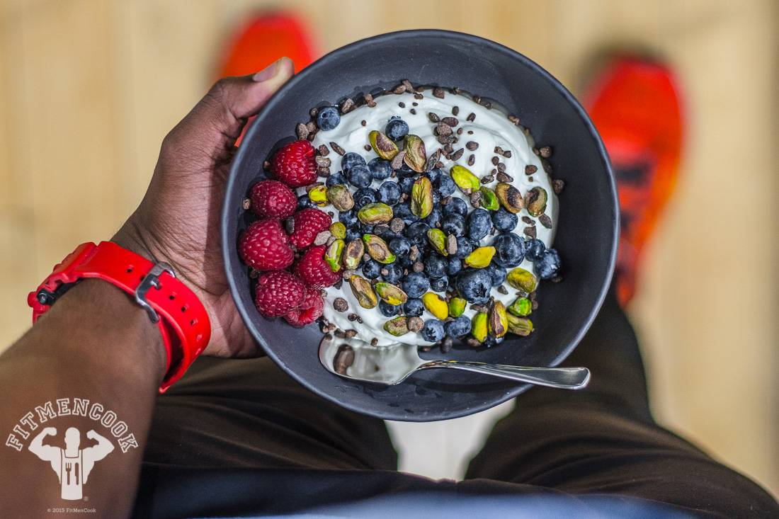 A Lighter Breakfast Bowl - Create a hardy breakfast bowl with better ingredients.(Photo: Kevin Curry)