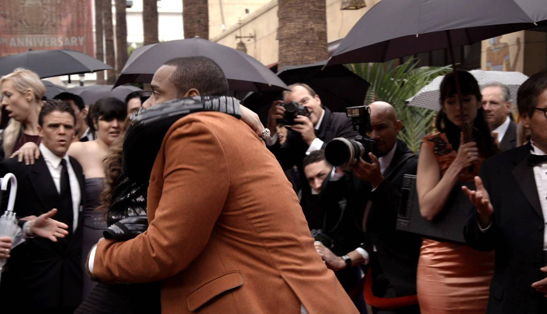 Duane Has Nothing But Love - However, the probation device on Tisha may present some problems in their marriage.  (Photo: BET)