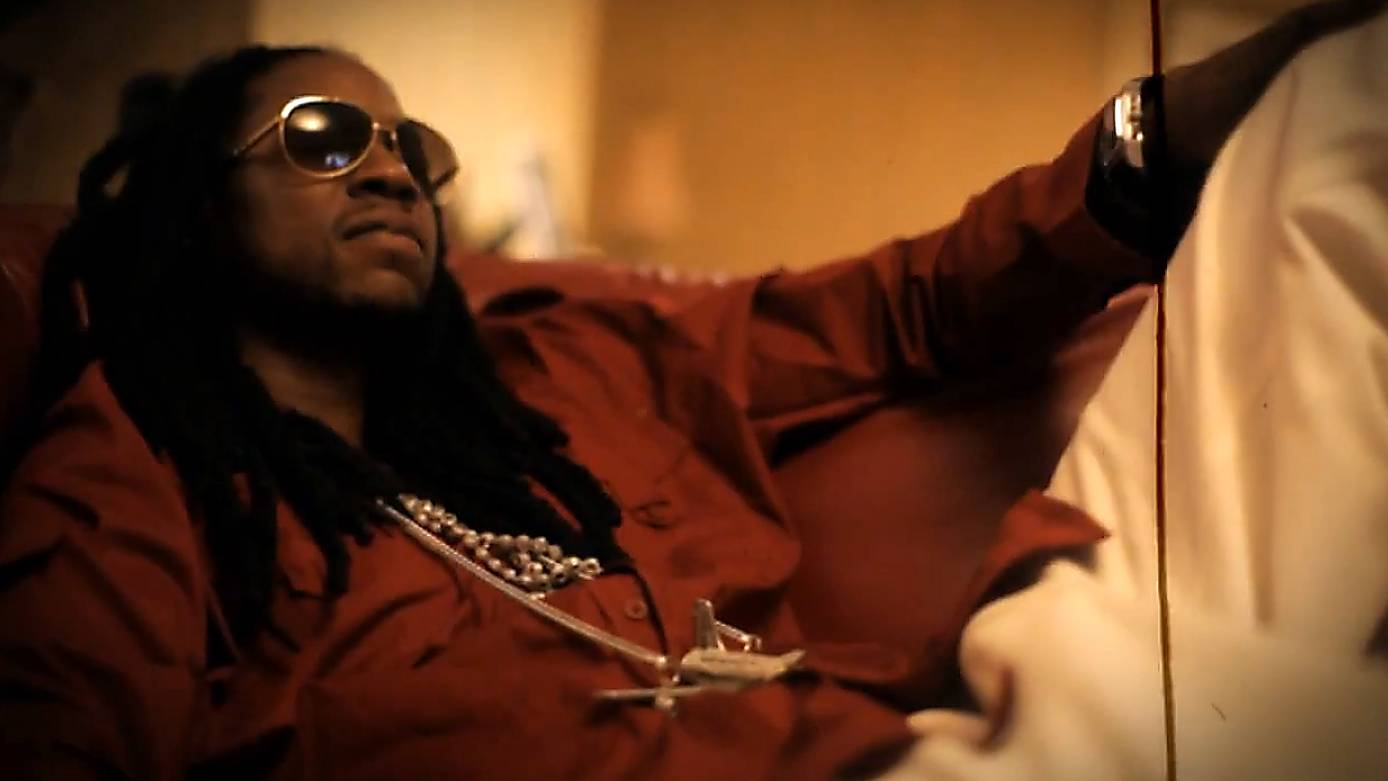 Work Hard, Play Hard - When you work hard, you can play hard, but don't forget to kick back and rest a bit like 2 Chainz!(Photo: Def Jam Records)