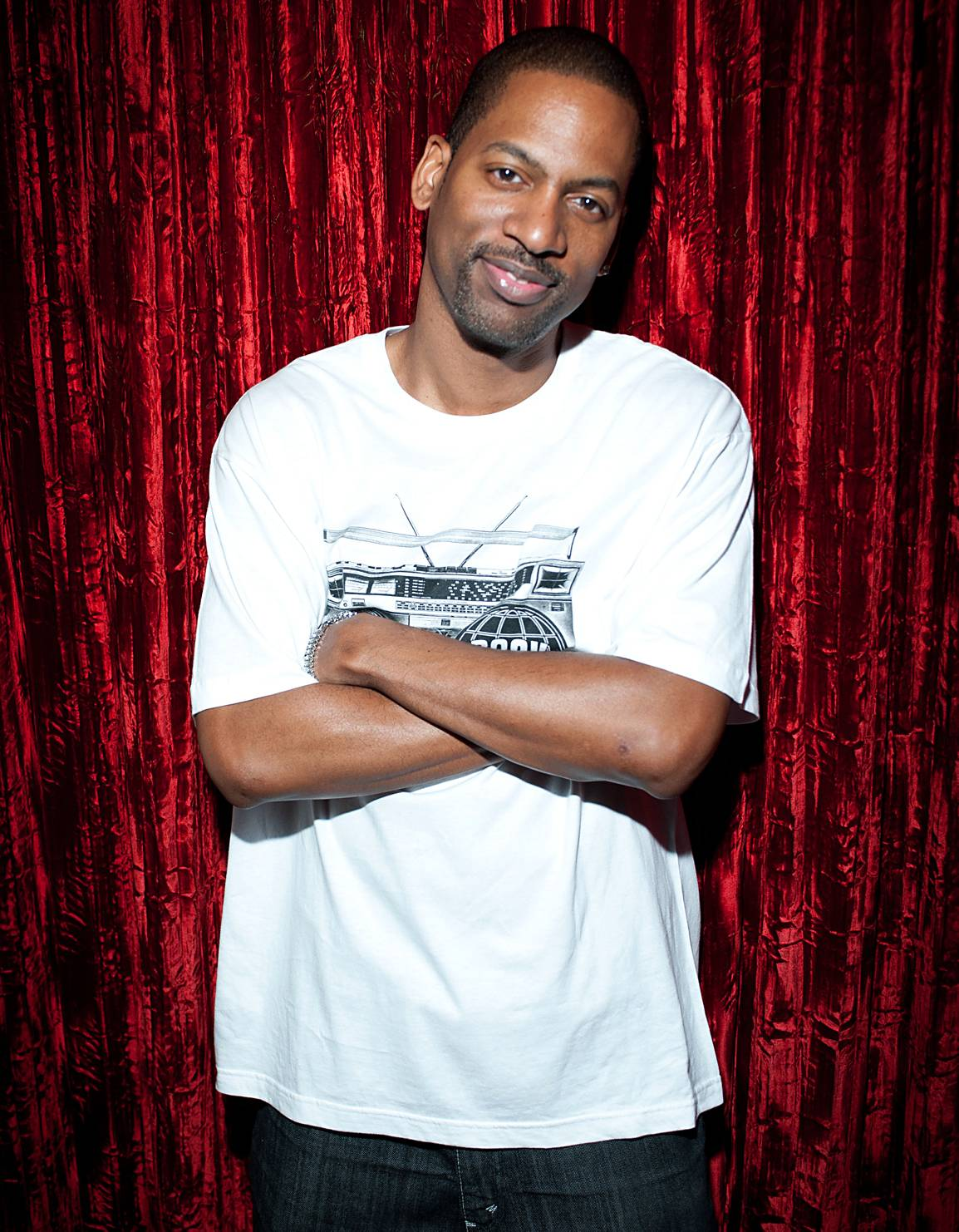 Tony Rock - With a career that spans over a decade, Tony Rock has had his hands in everything from acting to producing. Being Chris Rock's younger brother, the Brooklyn-born comedian worked hard to create his own identity and is respected for his contributions to the comedy world.(Photo: Adrian Sidney/PictureGroup)