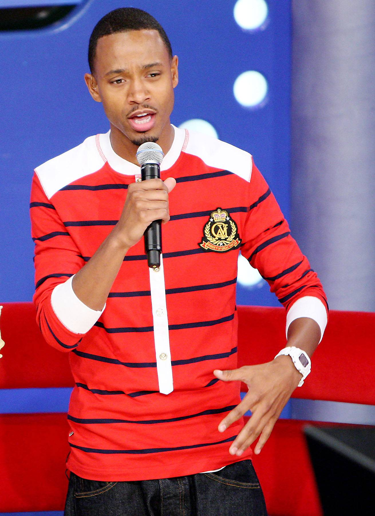 If At First You Don't Succeed... - Terrence J's first audition for 106 & Park was unsuccessful, but he persevered and tried again.  (Photo: Marion Curtis/PictureGroup)