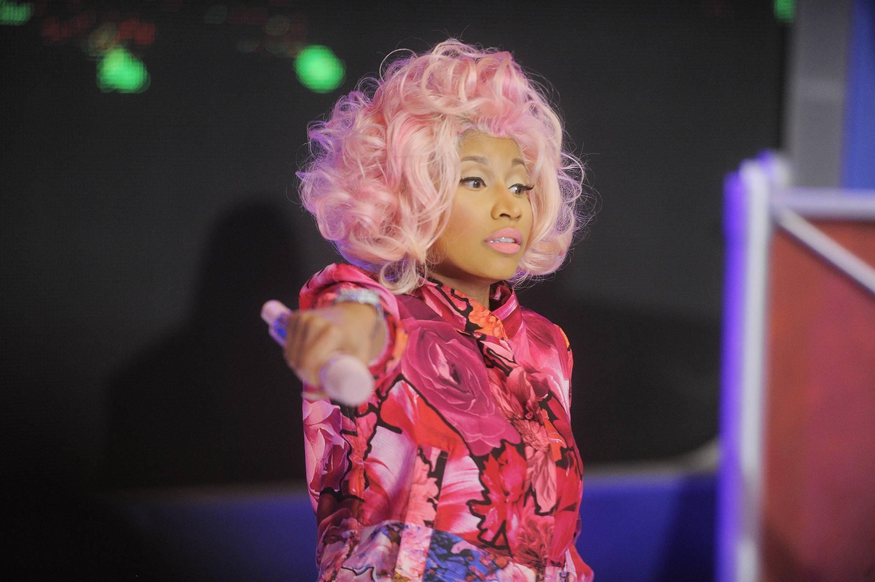 What's Nicki Minaj's Govm't? - Nicki Minaj has two No. 1 albums under her belt, but do you know her government name?Is it:a. Nicole Madison b. Michelle Jackson c. Onika Maraj.(Photo: John Ricard/BET)