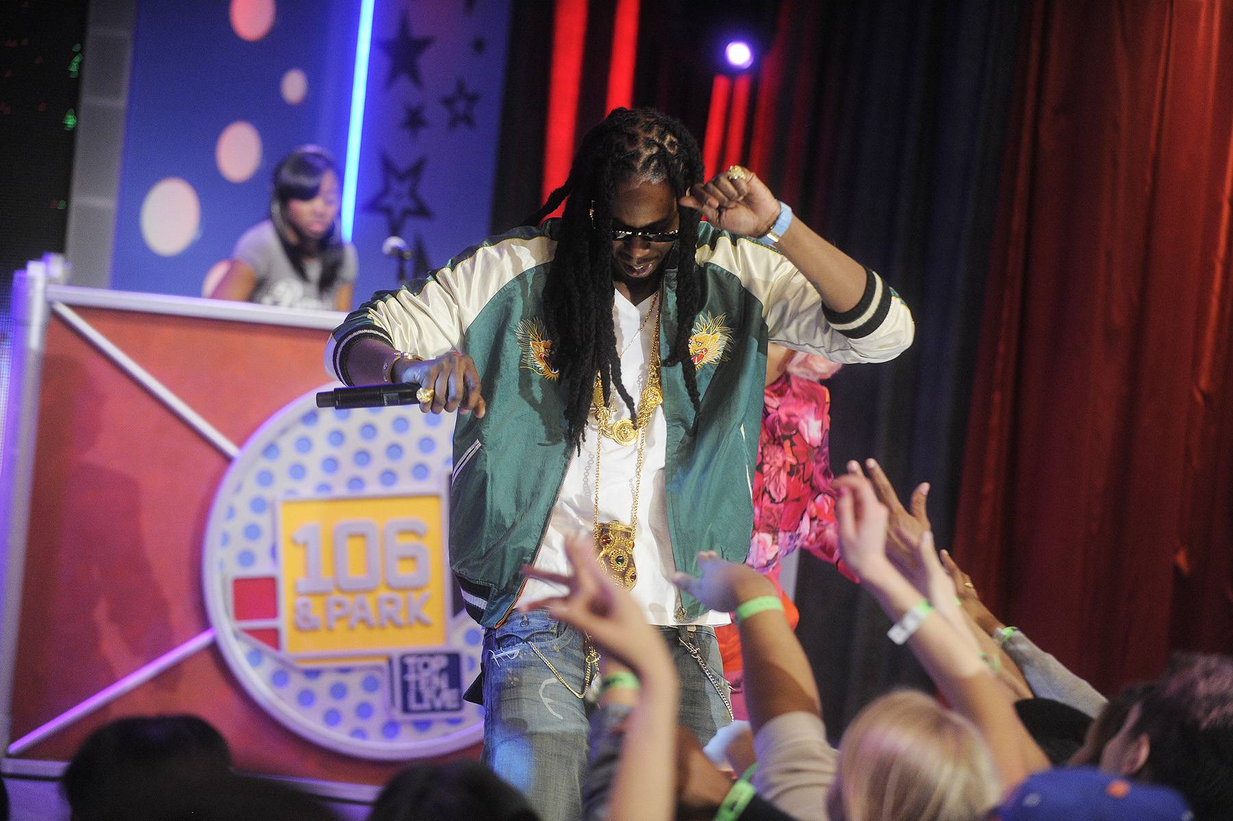 Nicki Co-Signs the 2 Chainz Movement - As if 2 Chainz wasn't already putting in work, Nicki Minaj gave him the uber co-sign during her appearance on 106 & Park last week. Go 2 Chainz!(Photo: John Ricard/BET)