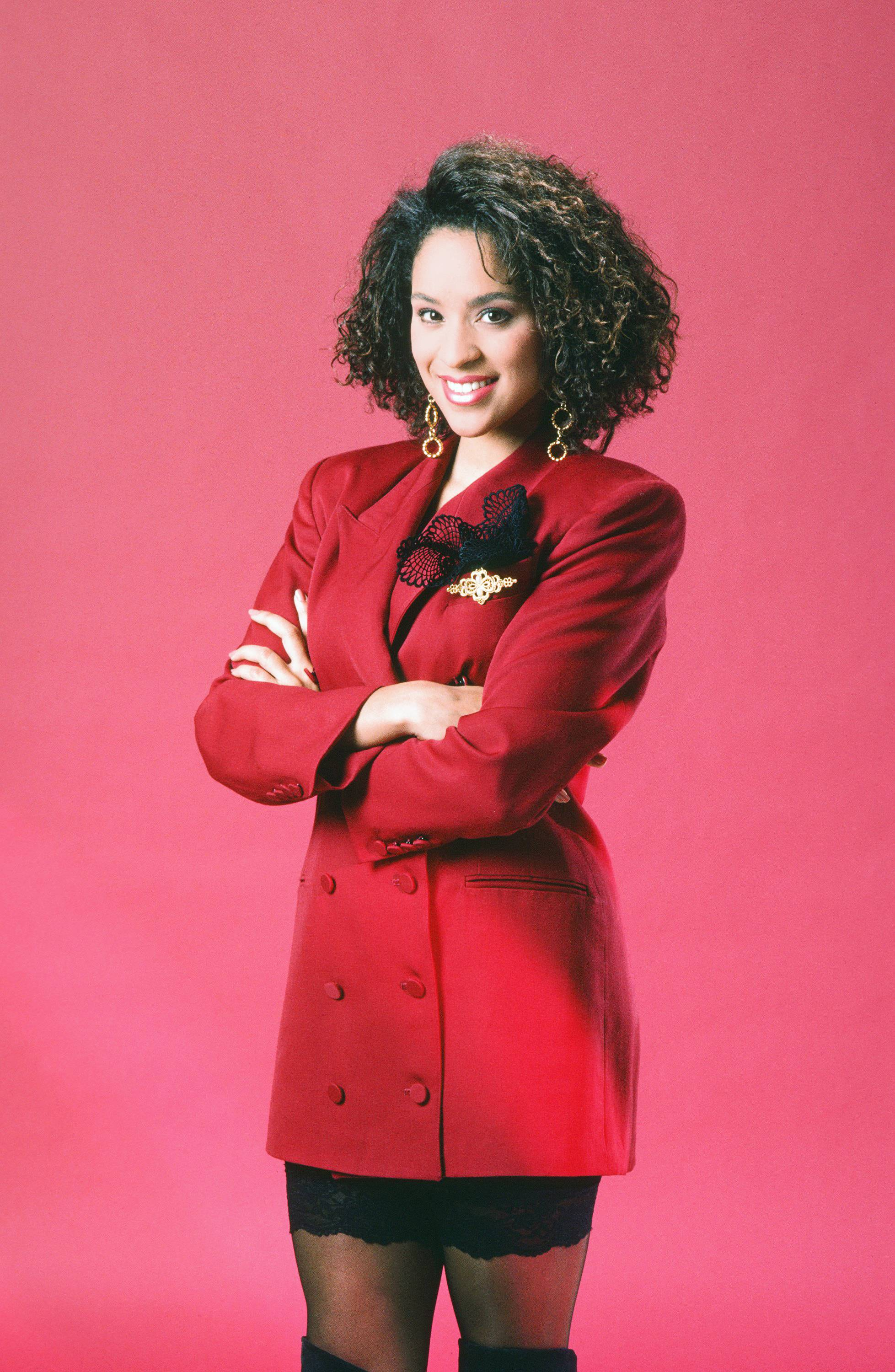 Karyn Parsons as Hilary Banks in The Fresh Prince of Bel-Air - (Photo: Gary Null/NBCU Photo Bank via Getty Images)