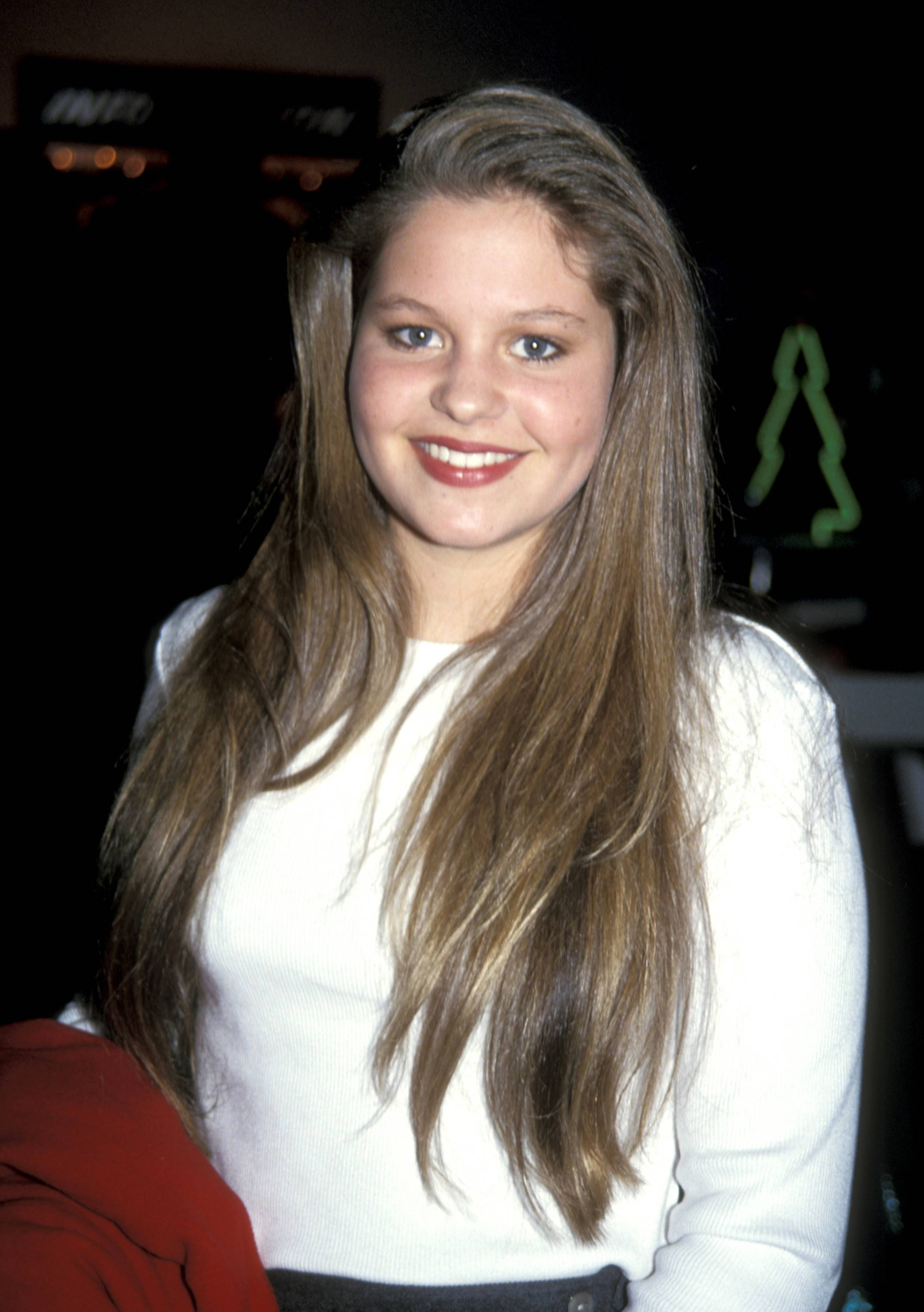 Candace Cameron as D.J. Tanner in Full House - (Photo: Ron Galella, Ltd./WireImage via Getty Images)