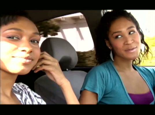Road Trip - Seiko asks Staci to join her on a road trip to Las Vegas.