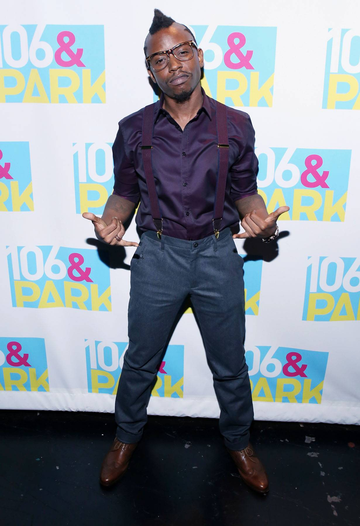 Ant Boogie - September 29, 2014 - Urban Dance League founder, Ant Boogie's gave valuable avice to the dancers for the U.D.L. final battle. Watch a clip now!  (Photo: Bennett Raglin/BET/Getty Images for BET)