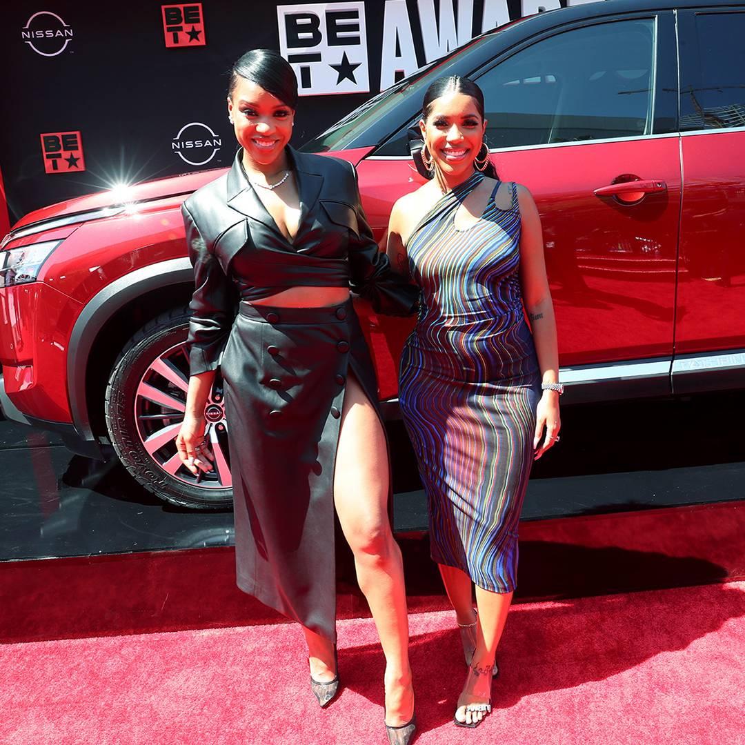 BET Awards 2021   Red Carpet Flipbook Michelle Mitchenor/Jasmin Brown   1080x1080