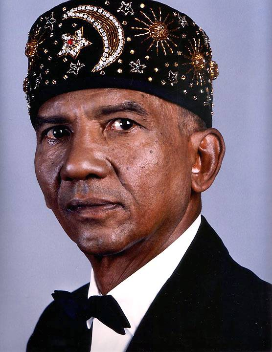 Al Freeman Jr. - Civil rights activist, educator and actor Al Freeman Jr. , who memorably portrayed Elijah Muhammad in the movie Malcolm X and was the first African-American to win a daytime Emmy award, passed away from an undisclosed illness on Aug. 9. He was 78.(Photo: Courtesy of Howard University)