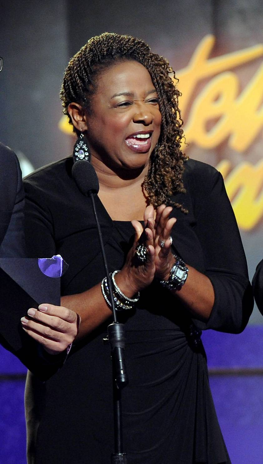 Beverly Crawford  - Tune in to see Beverly Crawford on this upcoming episode of Lift Every Voice this Sunday at 10A/9C. (Photo: Rick Diamond/Getty Images for Stellar Awards)