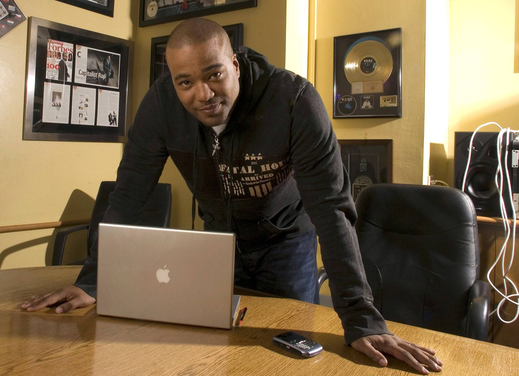Chris Lighty - Chris Lighty, the music executive who helmed the careers of A Tribe Called Quest, Mariah Carey and 50 Cent, among others, was found dead in his New York City apartment from an alleged self-inflected gunshot wound on Aug. 30. He was 44.(Photo: AP Photo/Jim Cooper, file)