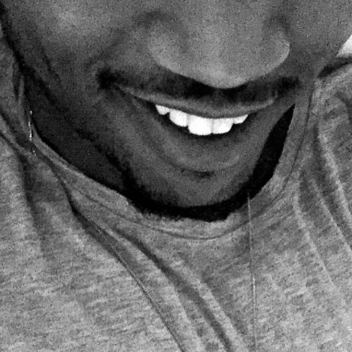 Mr. Steal Yo Girl With His Smile - Those pretty teeth.(Photo: Trey Songz via Instagram)