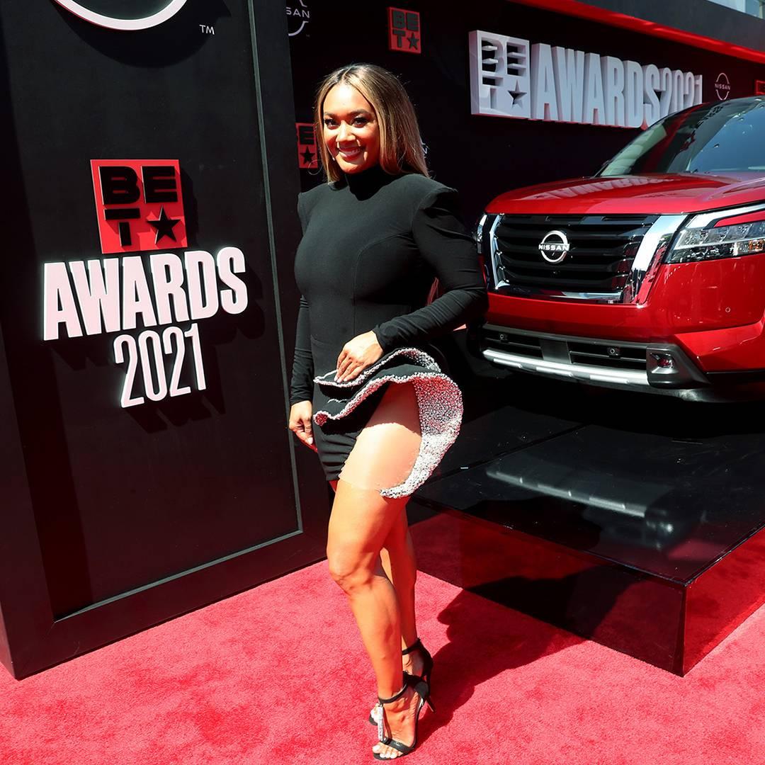 BET Awards 2021   Red Carpet Flipbook Crystal Hayslett  1080x1080