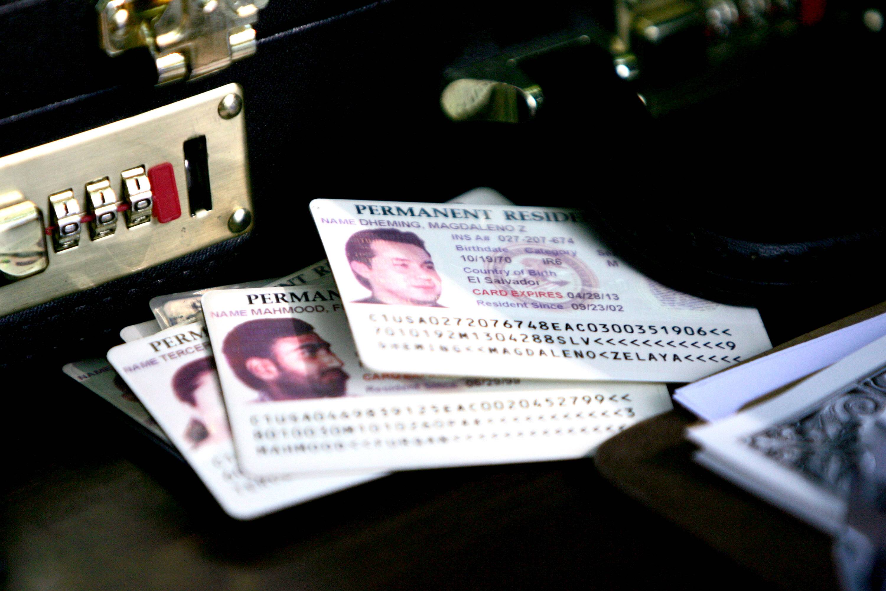 Haitians and Jamaicans Locked Out of U.S. Diversity Visas - U.S. immigration officials released the 2014 Diversity Visa (DV) Program guidelines and nationals from Haiti, Jamaica and other countries are barred from applying because a total of 50,000 immigrants have come from these countries over the past five years. (Photo: JIM WATSON/AFP/Getty Images)