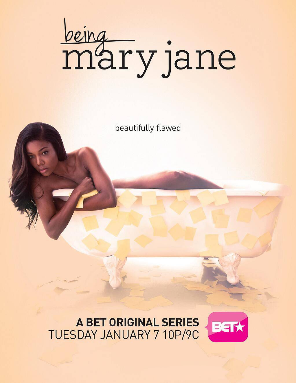 The Being Mary Jane Effect  - Mary Jane Paul encounters many men in her life that charm her, scold her and give her much needed life advice. Check out the real men behind the characters.(Photo: BET)