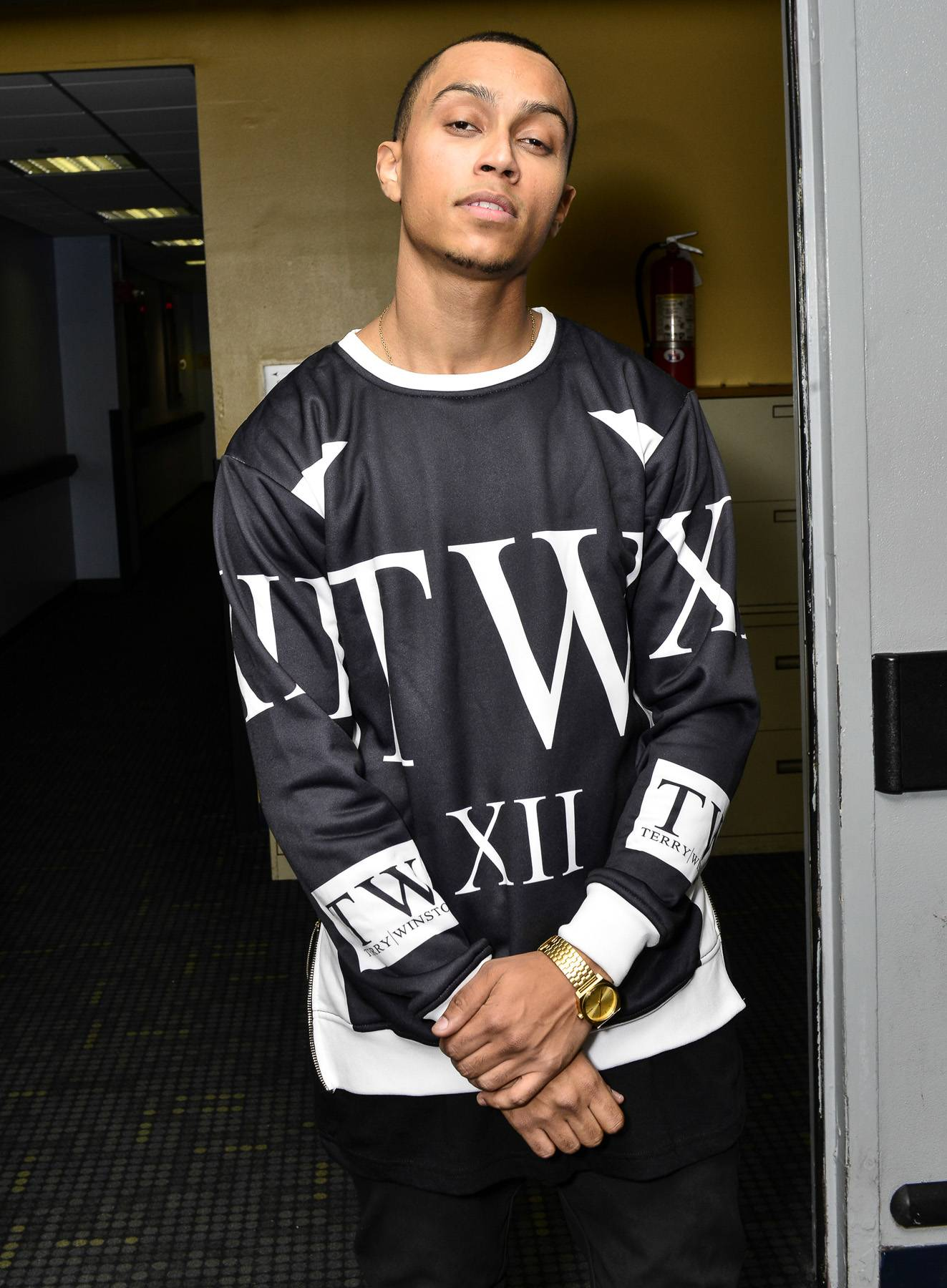 """Sebastian Mikael - March 5, 2014 - The digital World Premiere of Sebastian Mikael's """"Forever"""" on the 106 & Park App was a smash!Watch a VIPeek of the video now!"""