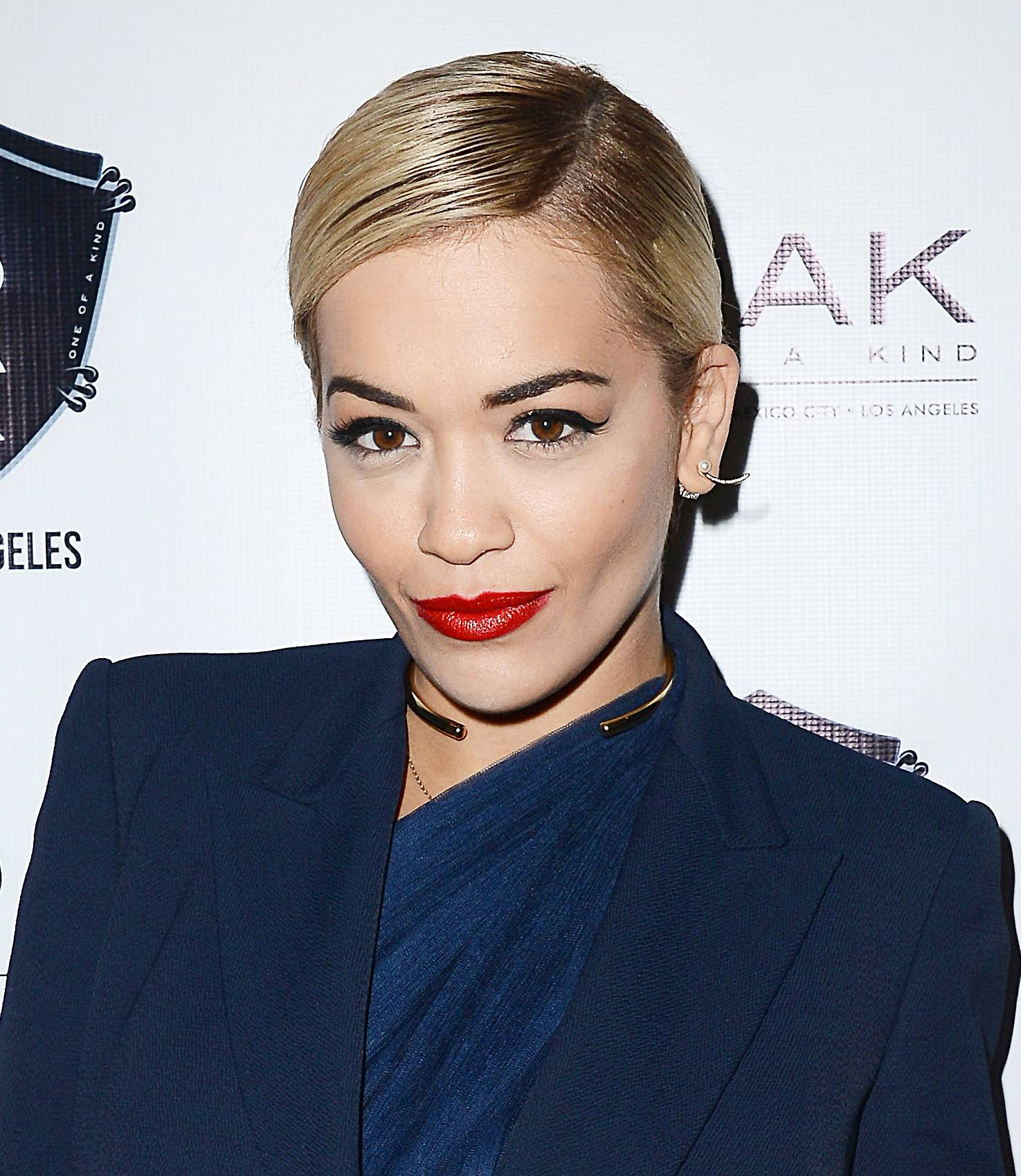 """Rita Ora - In March 2013, Azealiaengaged in a cyber-beef with Roc Nation's Rita Ora, taking their behind-the-scenes tension at the Future Music Festival spread to Instagram when she called Rita """"thirsty"""" and claimed, """"She?s mad she's Rihanna's understudy.""""Rita responded, ?At the end of the day I don?t know who the f**k u think u think you are secondly u don?t know me I?ve done nothing but try b nice to u 3rdly ur dancers were talkn to me further mire ill see ur a** at the motherf**kin concert.?Thankfully cooler heads prevailed.(Photo: All Access Photo/Splash News)"""