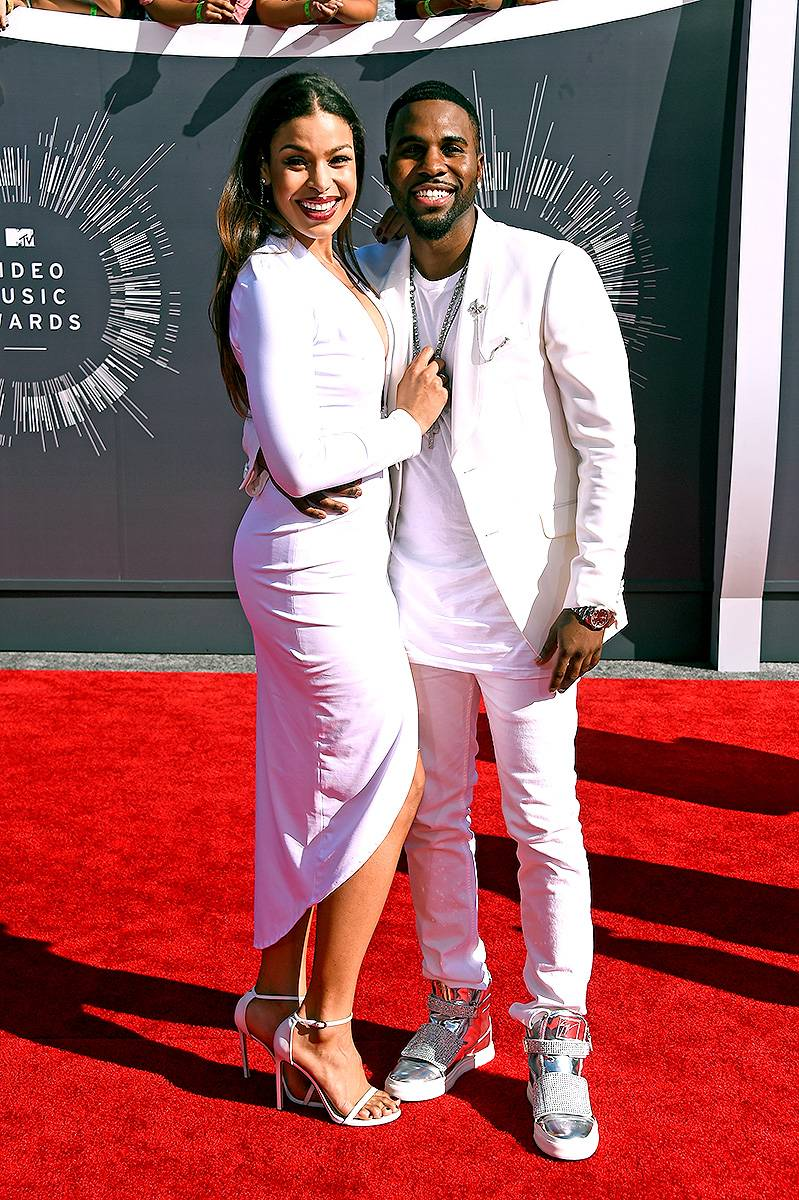 Splitsville?  - According to reports, Jordin Sparks and Jason Derulo have called it quits. The seemingly perfectly-matched R&B couple are rumored to have ended their three-year relationship but plan to remain friends. Sure...remaining friends with an ex is always a good idea.    (Photo: Frazer Harrison/Getty Images)