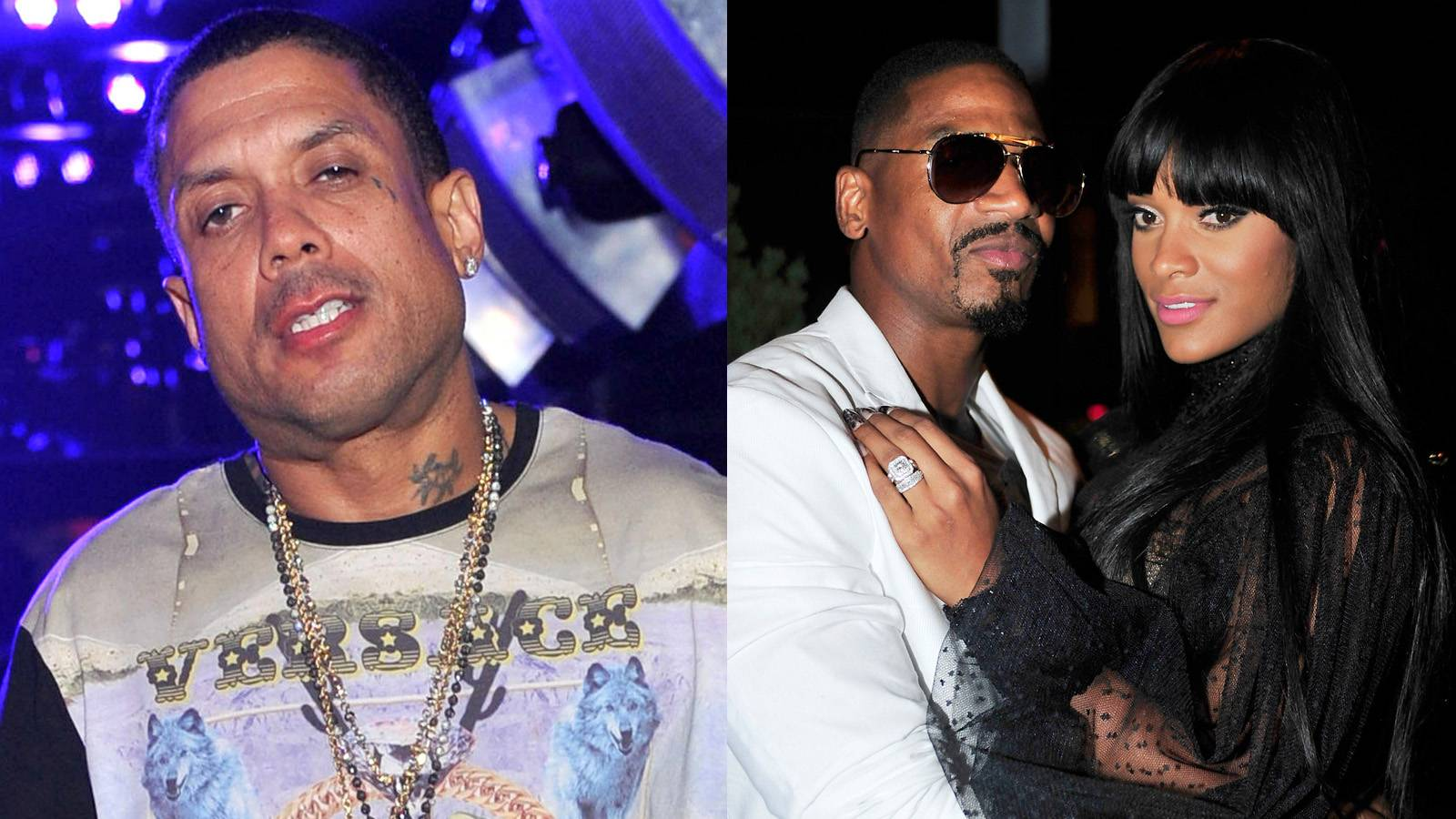 Beinzino and Stevie J Still at It - Some people really need to just step away from social media, especially celebrities, but we know that's not going to happen. Enter Benzino's latest rant. The Love and Hip-Hop Atlanta star felt the need to defend his behavior at Monday's reunion and took to Instagram stating that Joseline and Stevie J are fake. Zino alleged that he paid their bills one month before the LHHATL reunion because their lights were cut off and that the couple was being extra nice to he and Althea but once the cameras started rolling and security was around, they flipped the switch. Benzino has since deleted the statement but not before the Internets got a screengrab!  (Photos from left: Prince Williams/FilmMagic, Moses Robinson/Getty Images for UrbanDaddy)