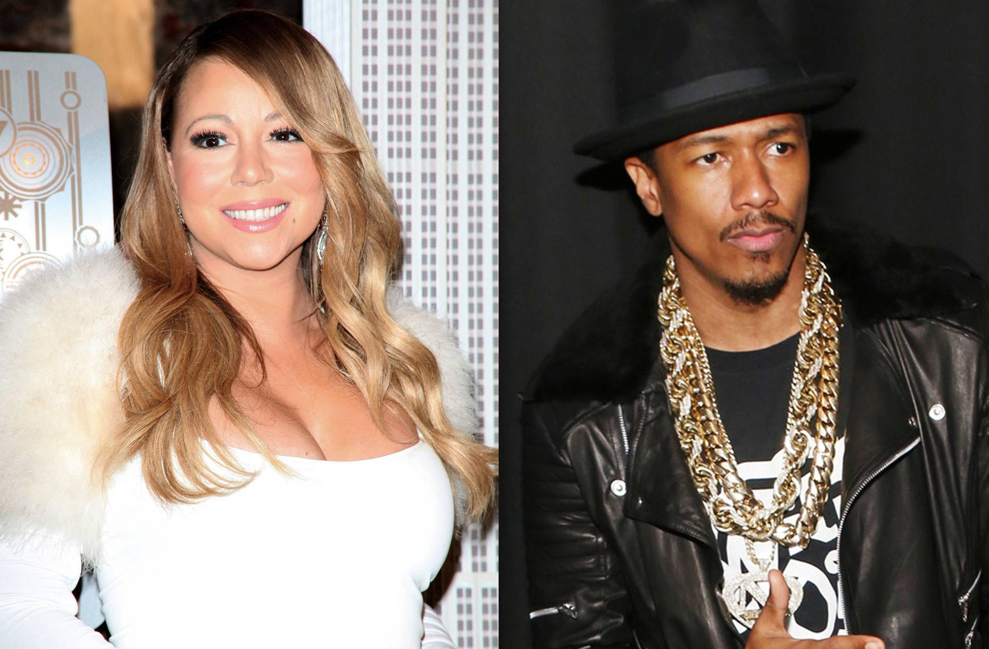 Nick Cannon on His Split From Mariah - Nick Cannon tweeted some statements regarding how the media is handling his split from Mariah Carey. In short, the Real Husbands of Hollywood star is tired of the media sensationalizing everything and says that he will never make a personal statement about this situation adding that he's grateful to Mariah, despite the fact that it didn't work, because she blessed him with their twins.    (Photos from left: PNP/WENN.com, Bennett Raglin/BET/Getty Images for BET)