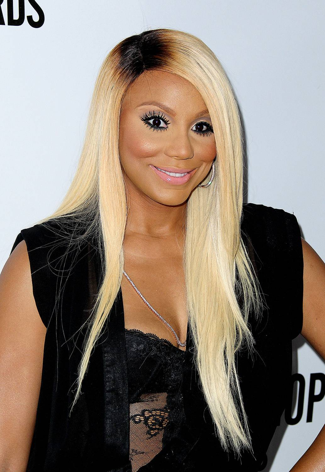 """Tamar 'Real' Braxton - You can't have a show about The Real without having the realest, OK! Despite her success,Tamar admits she loves to pair her designer pieces with """"cheap girl"""" finds and can't wait to share it on the show! If anyone can look like a dime on a dime, it's Tamar. #Dimespeak! Her favorite store? Forever 21.(Photo: FayesVision/WENN.com)"""