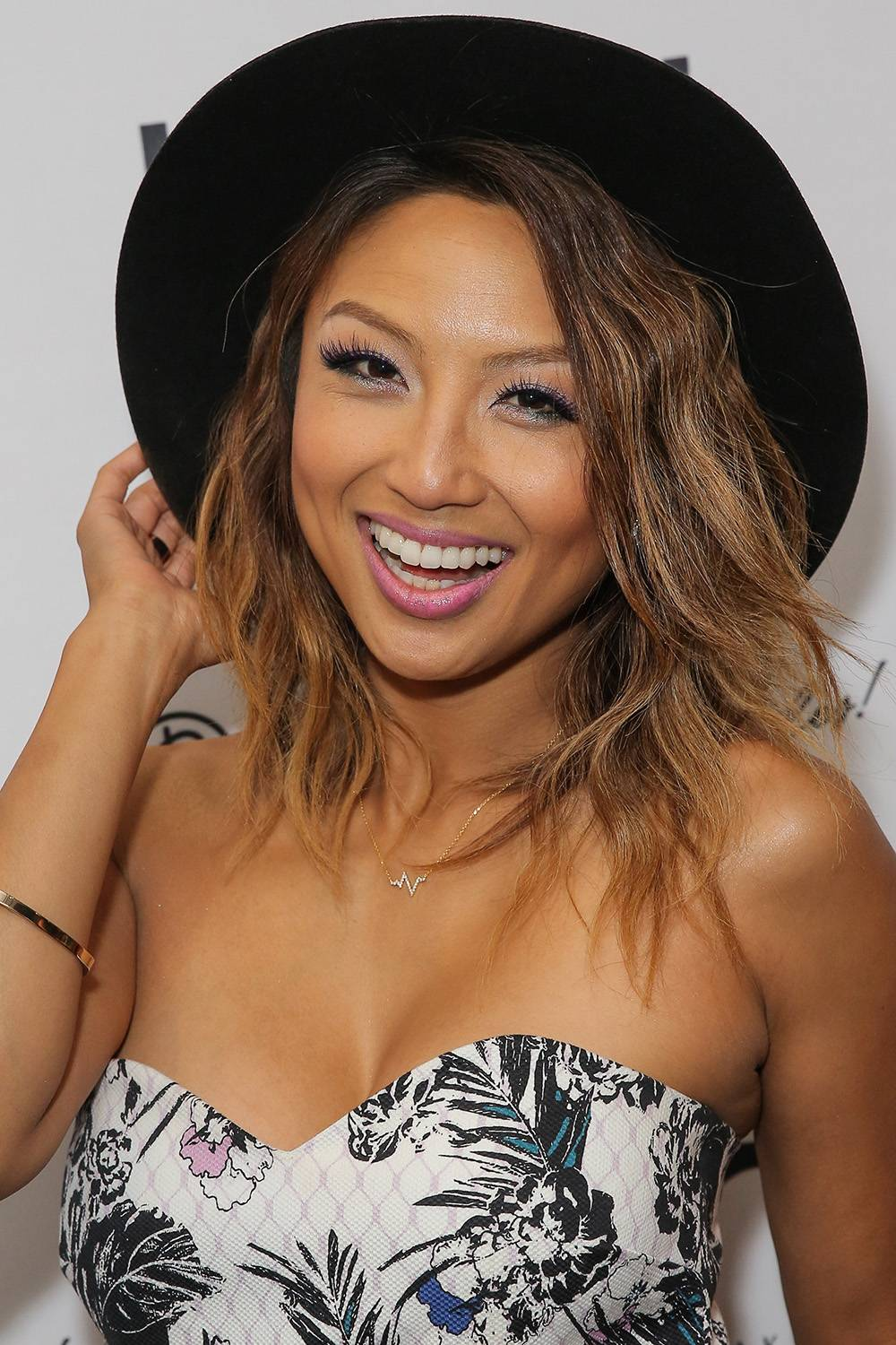 Mai, Mai, Mai - When fashionista and makeup artist Jeannie Mai isn't styling celebrities, hosting The Realor dishing out some #Wearapy advice, she's busy planning her next volunteer trip to Asia or documenting her latest foodie find on her website!(Photo: Chelsea Lauren/Getty Images for NYX Cosmetics)