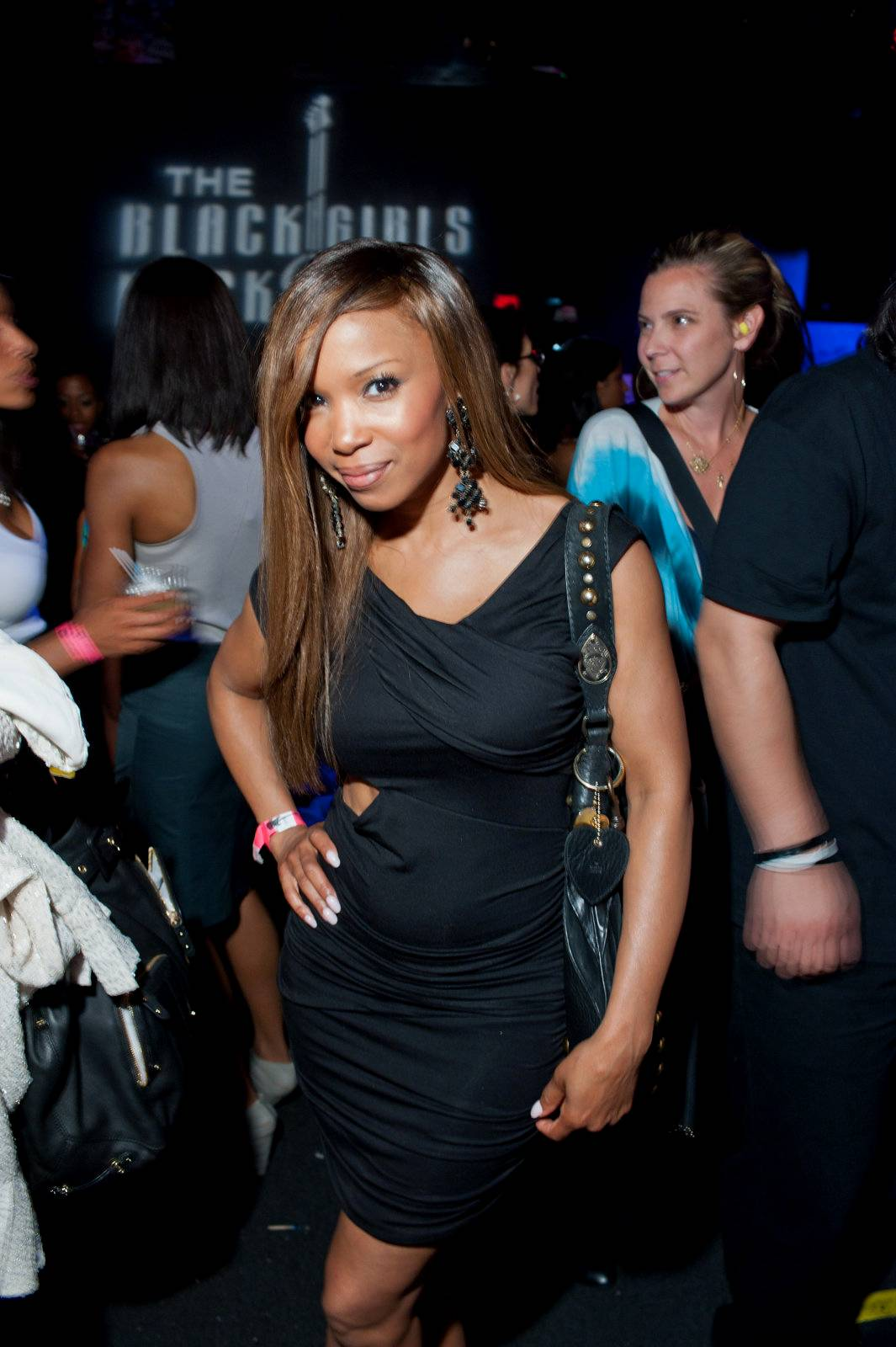 Elise Neal - The gifted and gorgeous actress Elise Neal graces the Black Girls Rock! pre-BET Awards party at the Roxy in L.A.