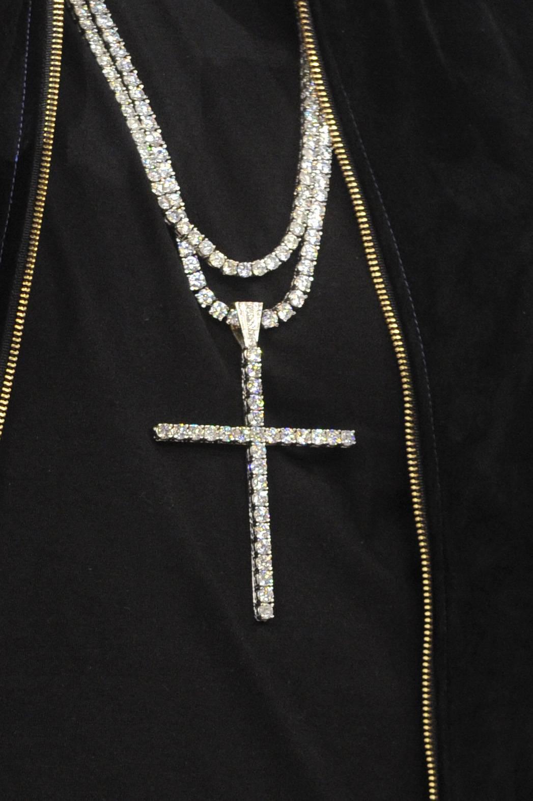 The Cross - Fat Joe at 106 & Park, January 3, 2012. (Photo: John Ricard / BET)