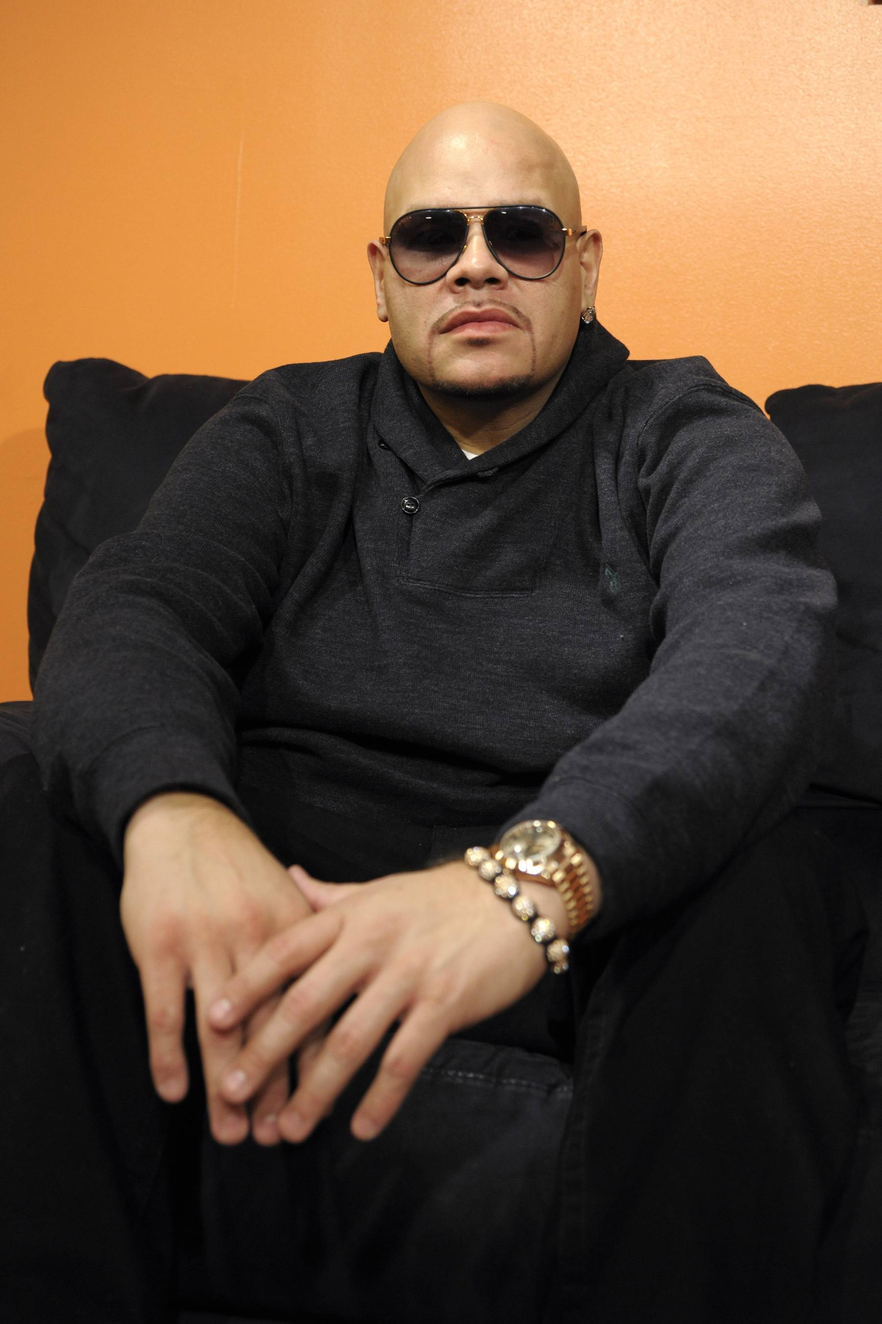 """R.I.P. Guru - When DJ Premier's partner in crime, Guru, passed in 2010, he made a tribute mixtape and the song """"I'm Gone"""" by him, and Fat Joe made the cut.(Photo: John Ricard / BET)"""