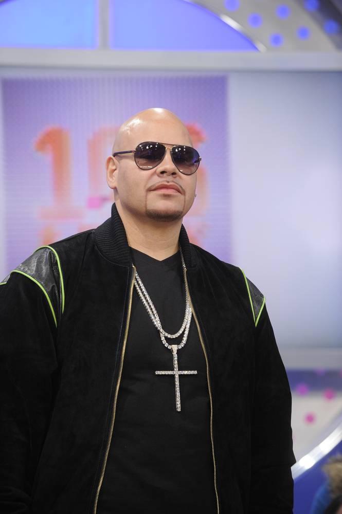 BX Where Y'all At? - Fat Joe at 106 & Park, January 3, 2012. (Photo: John Ricard / BET)