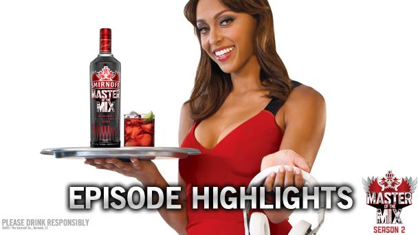 Did you miss episode eight? - Check out this recap!