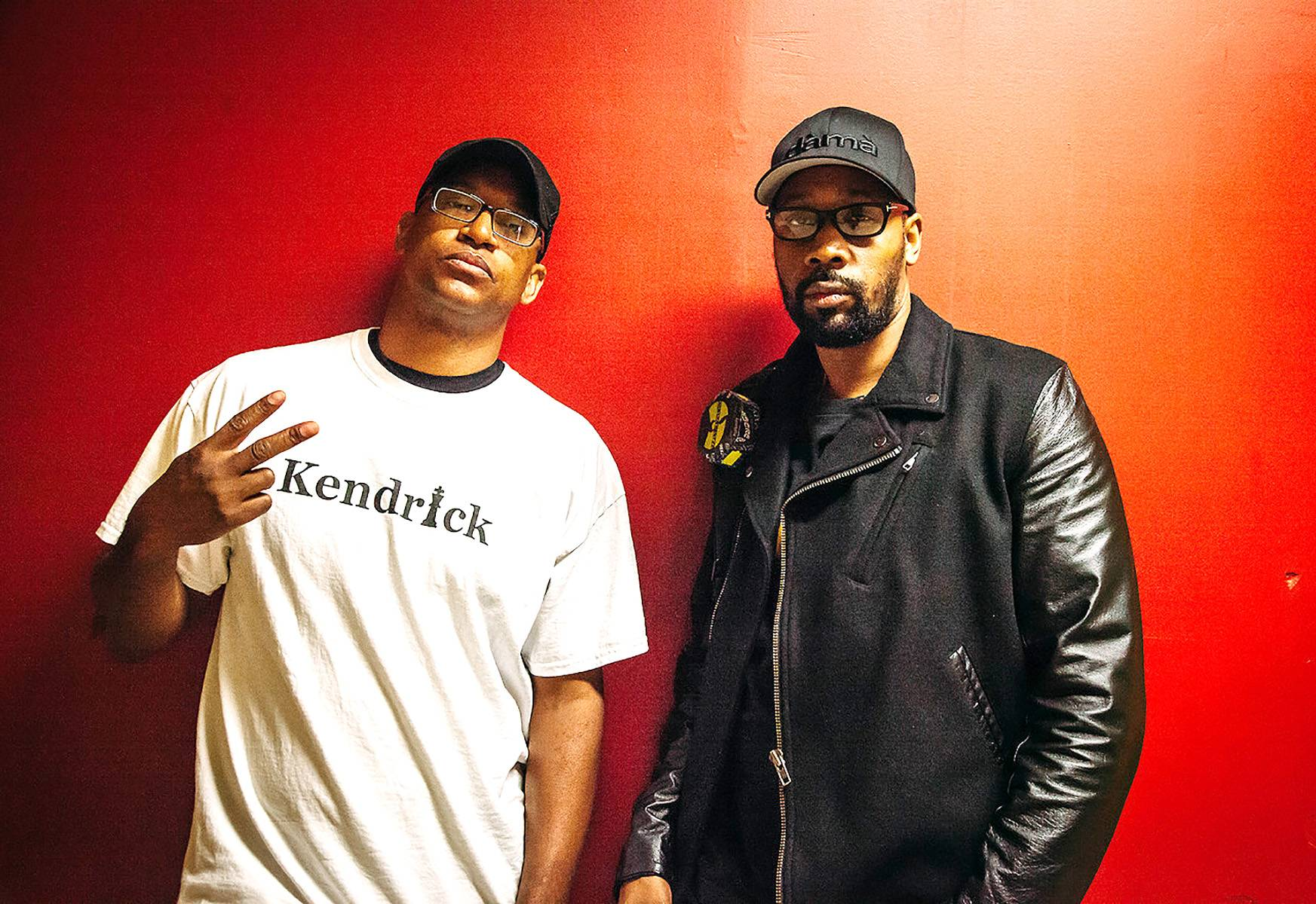 """Hip-Hop and Chess - RZA and Adisa Banjoko, founder of The Hip-Hop Chess Federation (HHCF), have teamed up to launch a chess and martial arts program in St. Louis in an effort to promote non-violence.The pair went to the World Chess Hall of Fame in St. Louis during #FergusonOctober, and spoke to four public schools over the course of a week, about the power of hip hop, chess, and nonviolence, and to remind the youth that they are powerful and they matter.They also screened Living Like Kings, a documentary on chess and urban youth, executive produced by Banjoko.""""It was a pleasure for me to join the HHCF, the WCHOF and Demetrius Johnson in St. Louis to help spread the cultures of hip hop chess and martial arts. The trip was enlightening, engaging and uplifting,"""" said RZA, who serves as director of outreach for HHCF.Visit www.HipHopChess.com&nbs..."""