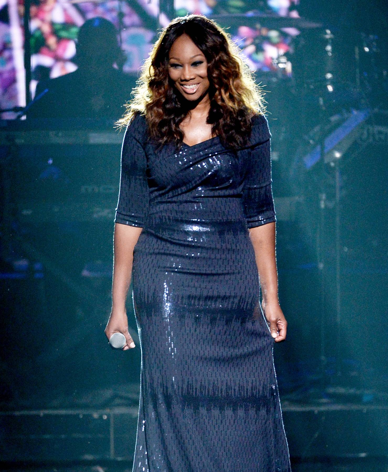 Yolanda Adams - Yolanda has been on top of the gospel charts for well over a decade. Her spirit and unfailing positivity have led her to touch hearts not only with her music, but with her upstanding character.(Photo: Kevin Winter/Getty Images for BET)