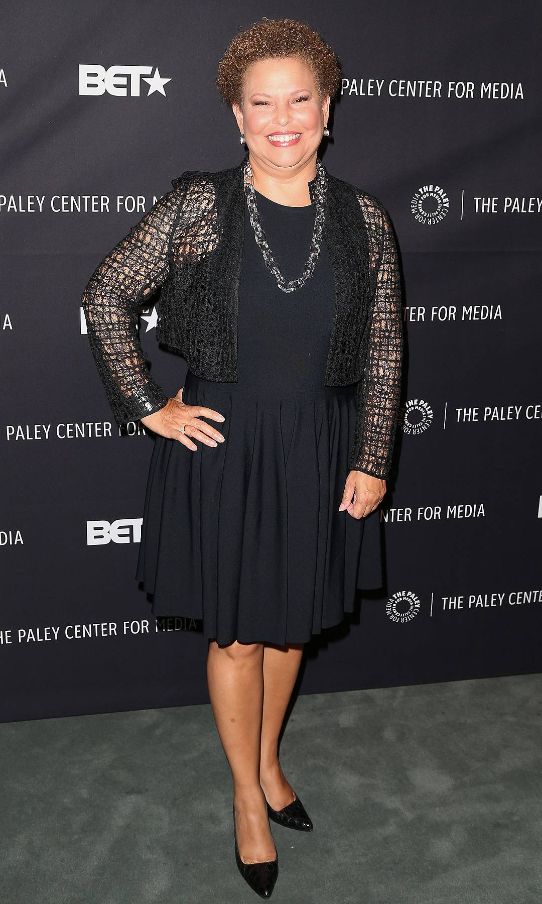 CEO Spotlight - Chairman and CEO of BET Networks Debra Lee made a grand appearance on the carpet as well.  (Photo: Frederick M. Brown/Getty Images)