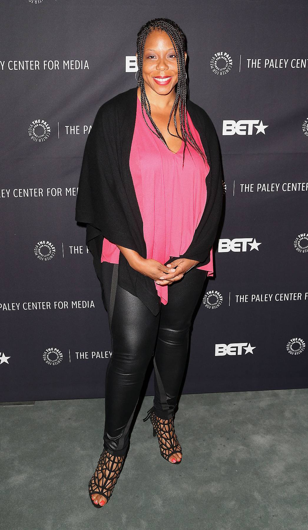 Executive Decision - Executive Producer Michelle Brown was also on deck for the festivities.  (Photo: Frederick M. Brown/Getty Images)
