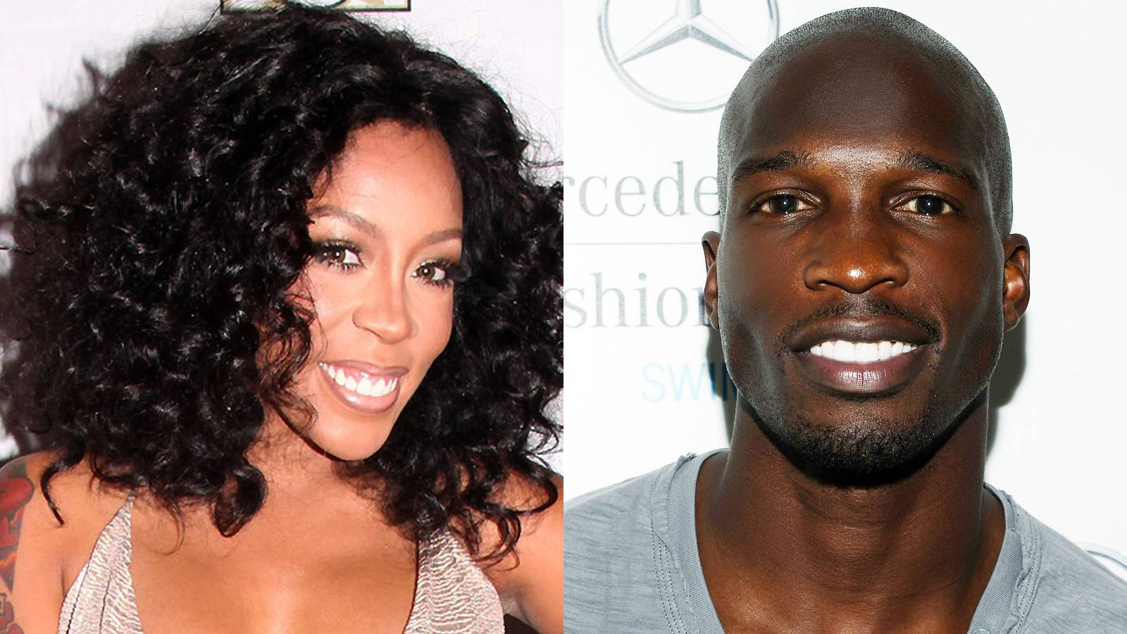 K. Michelle Talks Ochocinco's Penis Size - K. Michelle got really candid in a recent interview with Necole Bitchie. She talked everything from wanting to make amends with Tamar Braxton to sex and dating but about the latter, she got really explicit when it came to detailing Chad Ochocinco's penis. K. Michelle said she tried to date the footballer but that his extremely large penis was a deterrent. Um...OK. Check out the full interview here.   (Photos from left: Paul Redmond/WireImage, Michael Buckner/Getty Images for Mercedes-Benz)