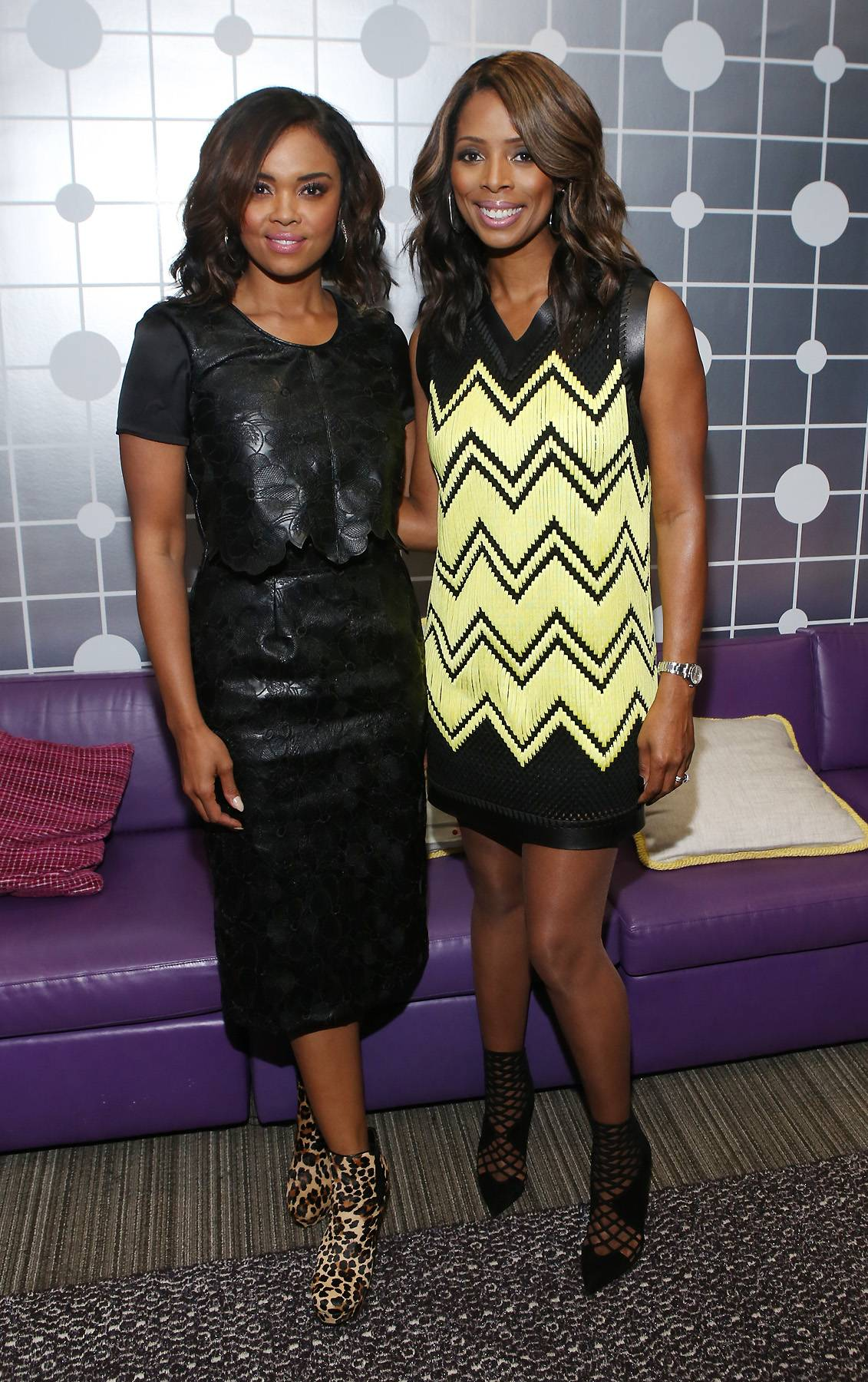 Sister-Actresses - (Photo: Bennett Raglin/BET/Getty Images for BET)