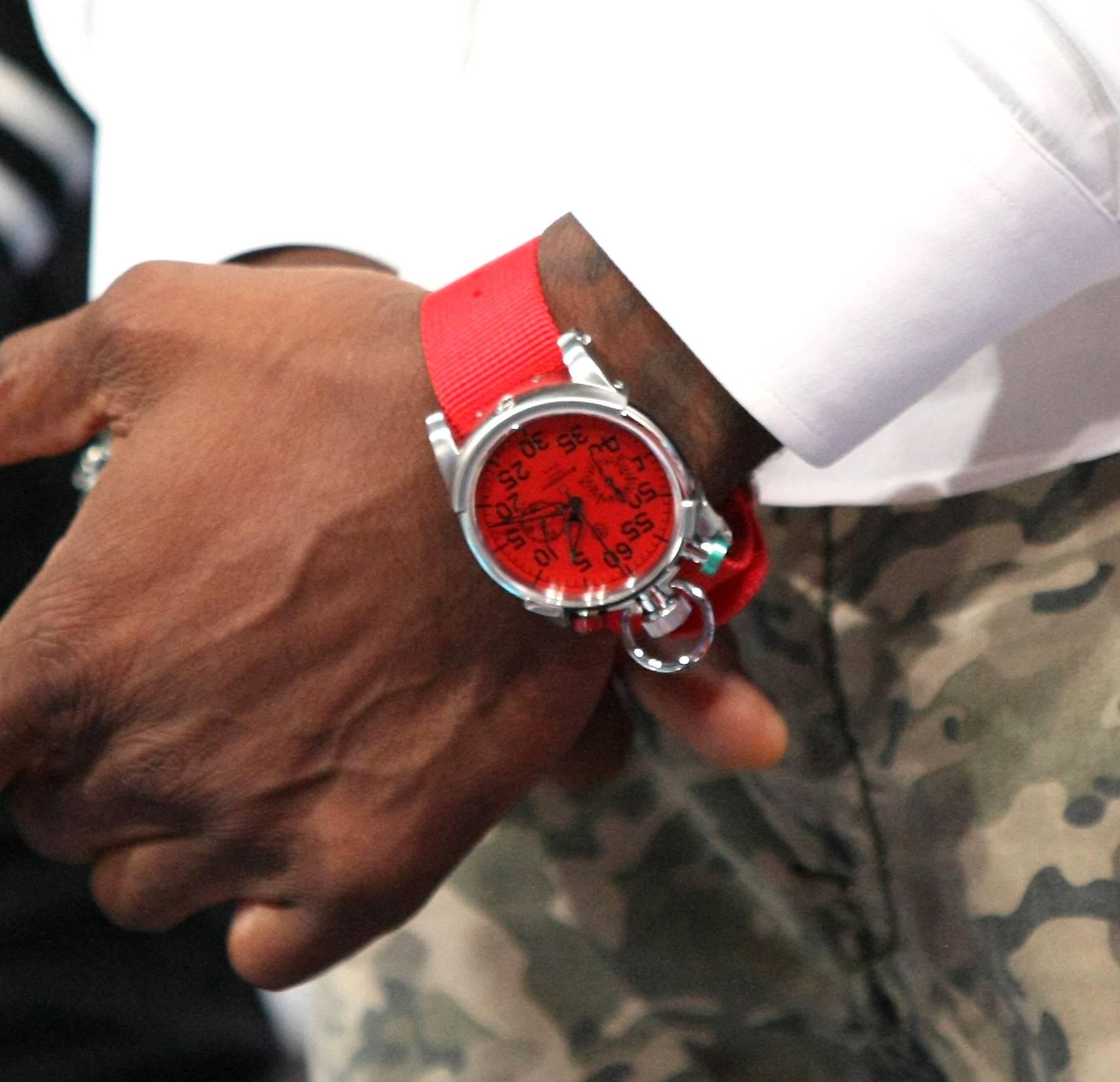 Watch the Wrist - (Photo: Bennett Raglin/BET/Getty Images for BET)