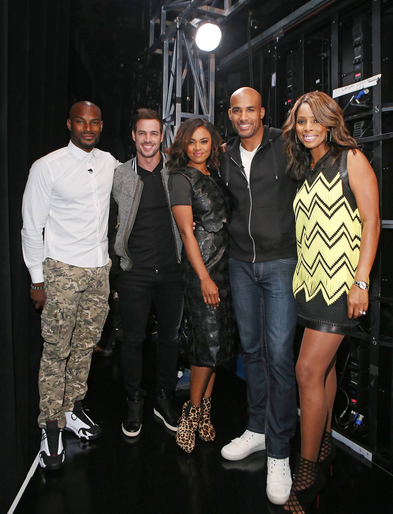 Such a Sexy Cast - (Photo: Bennett Raglin/BET/Getty Images for BET)
