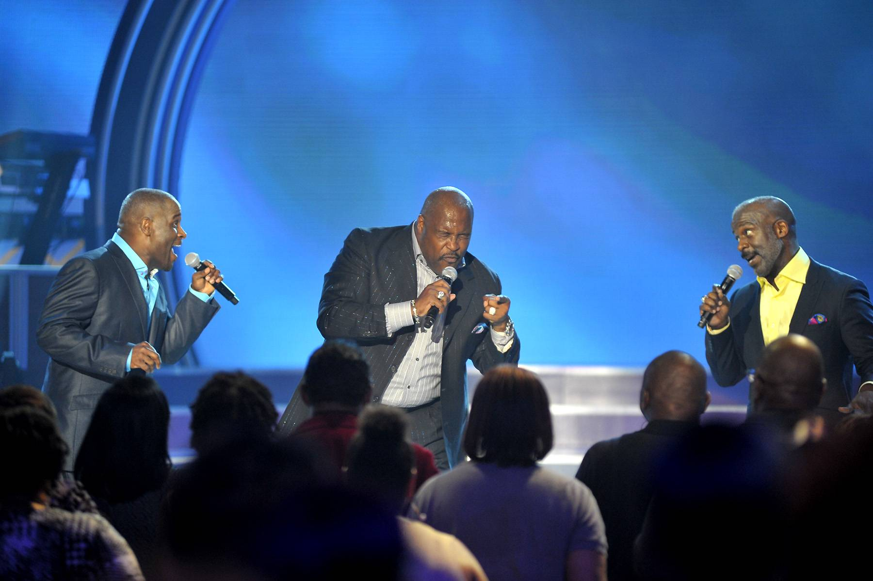 3WB (Three Winans Brothers) - (Photo: Kris Connor/Getty Images for BET Networks)