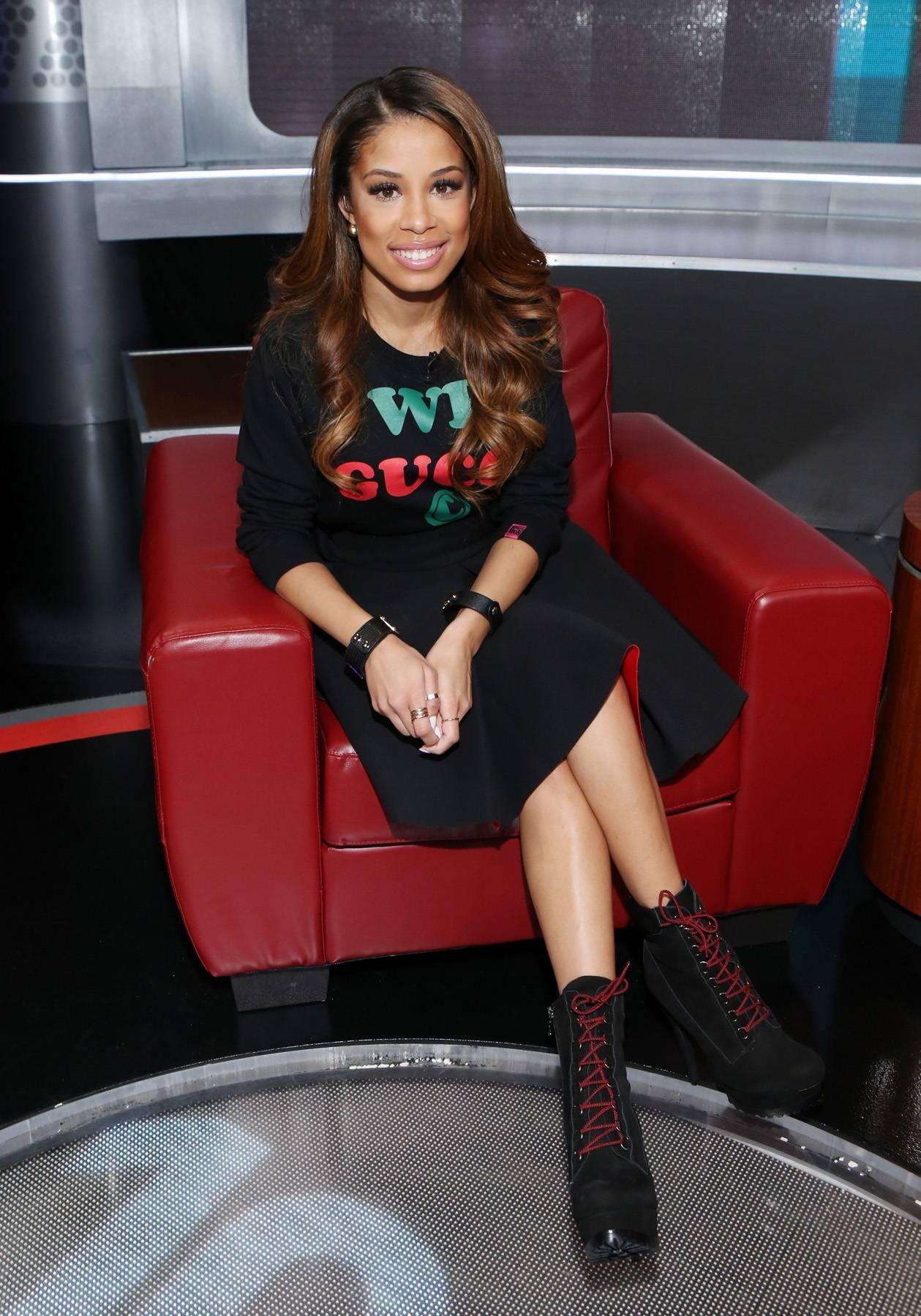 Prettiest Host in the Game - (Photo: Bennett Raglin/BET/Getty Images)