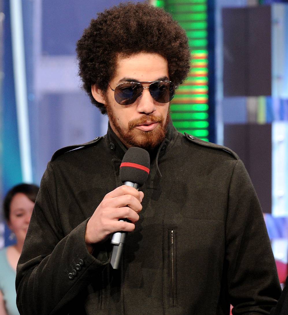 DJ Danger Mouse  - The prolific producer (U2, Cee-Lo, MF Doom, and Jack White) might get his stage name from the British cartoon series.(Photo: Bryan Bedder/Getty Images)