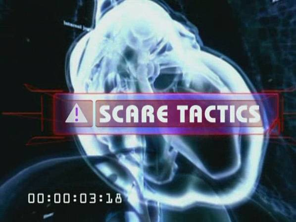 Scare Tactics tv show logo|x-default