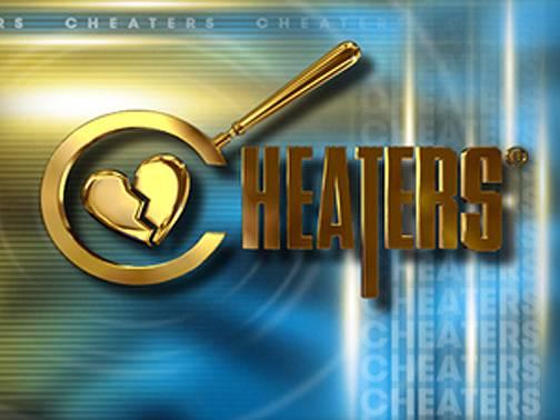 Cheaters TV show logo|x-default