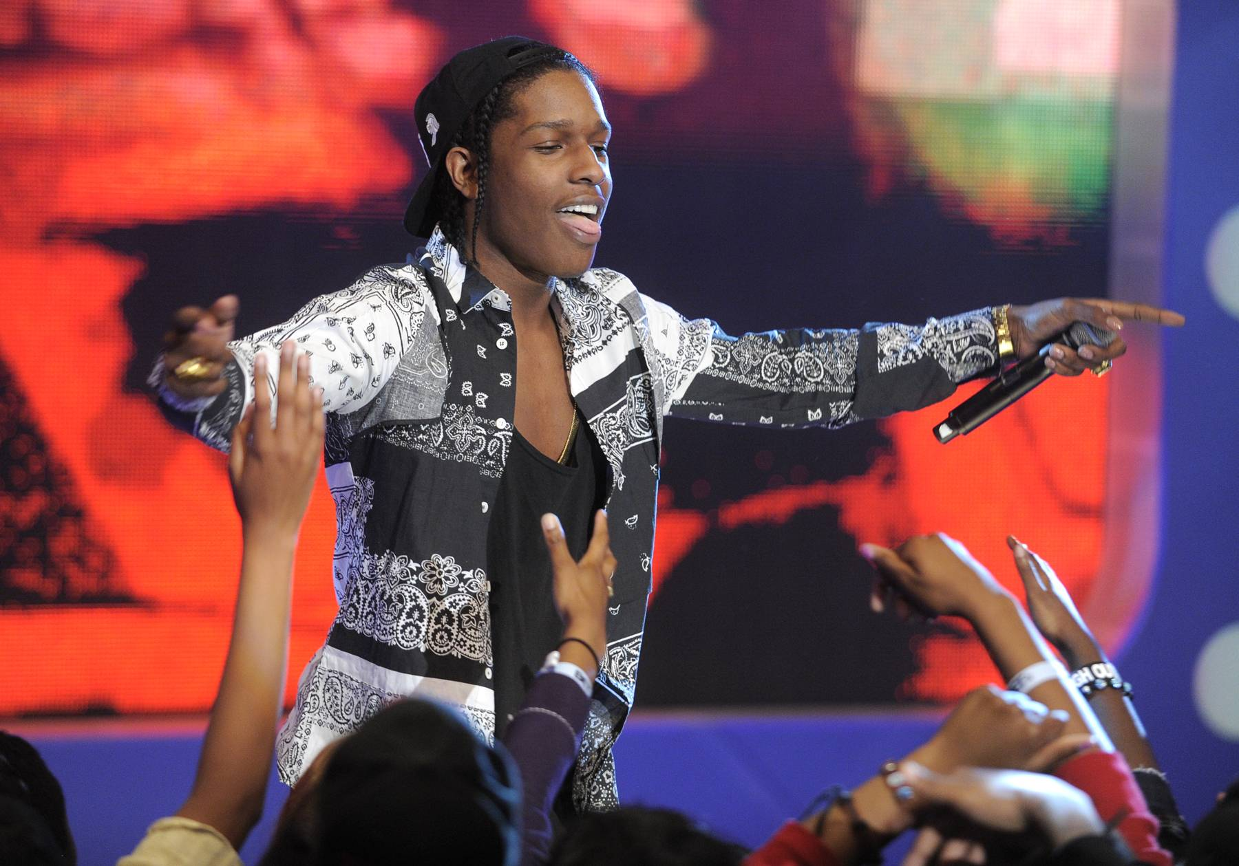 """A$AP Rocky - It's ironic: A$AP Rocky says he's sleeping on the City That Never Sleeps, even though that's where he, um, rests his head. Pretty Flacko could explain it better himself: """"I just don't like modern New York hip hop,"""" he said in an interview last year. """"I liked Dipset, I liked G-Unit ? I liked all that sh*t in [that] era. I'm just saying now, today, I don't really f*** with a lot of New York rappers. There's a few that I think is cool but that's about it. Not to say I don't f*** with it but I choose not to listen to it on my own time."""" (Photo: John Ricard / BET)."""