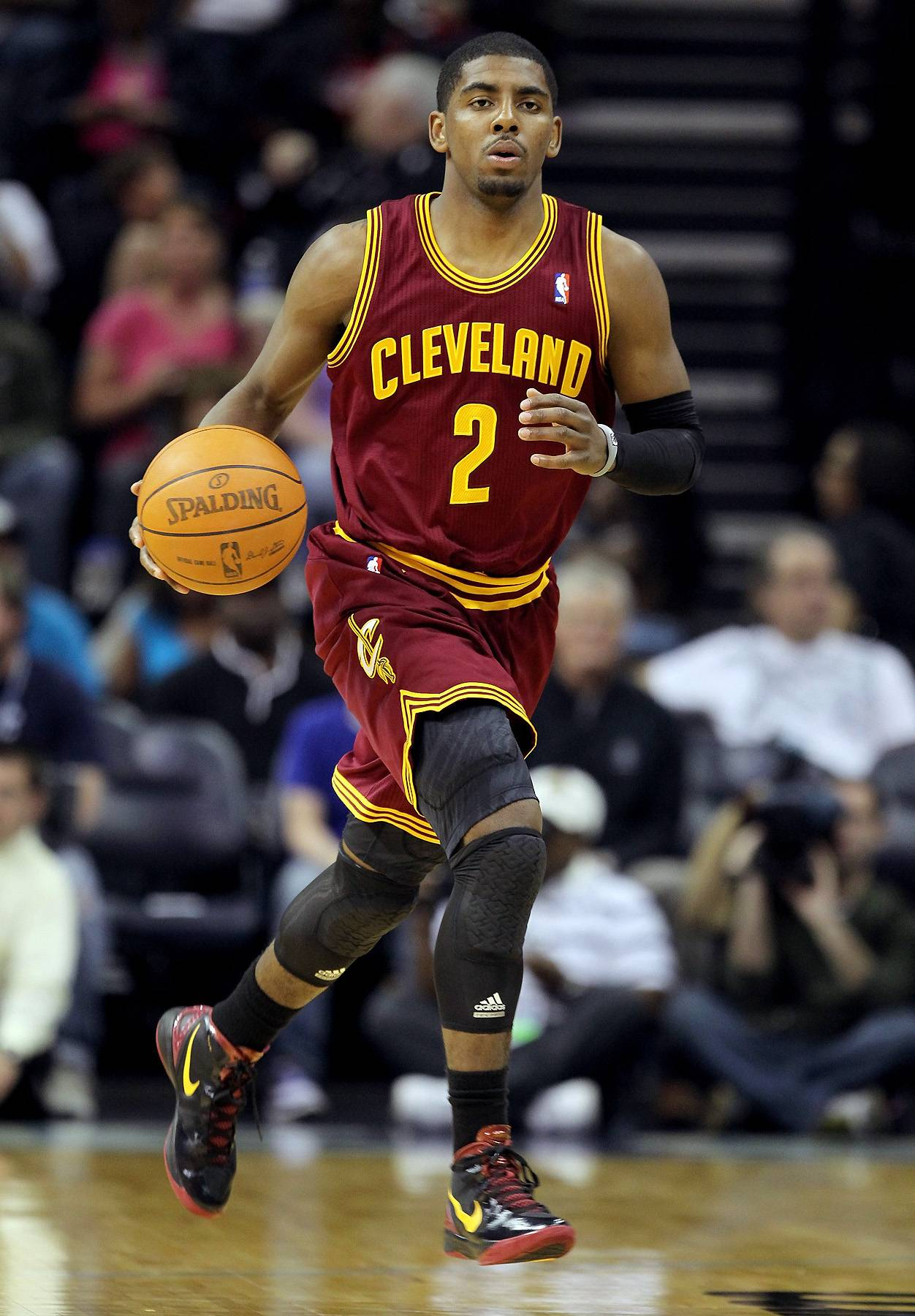 Kyrie Irving - Guard, Cleveland Cavaliers. Eastern Conference. (Photo: Andy Lyons/Getty Images)