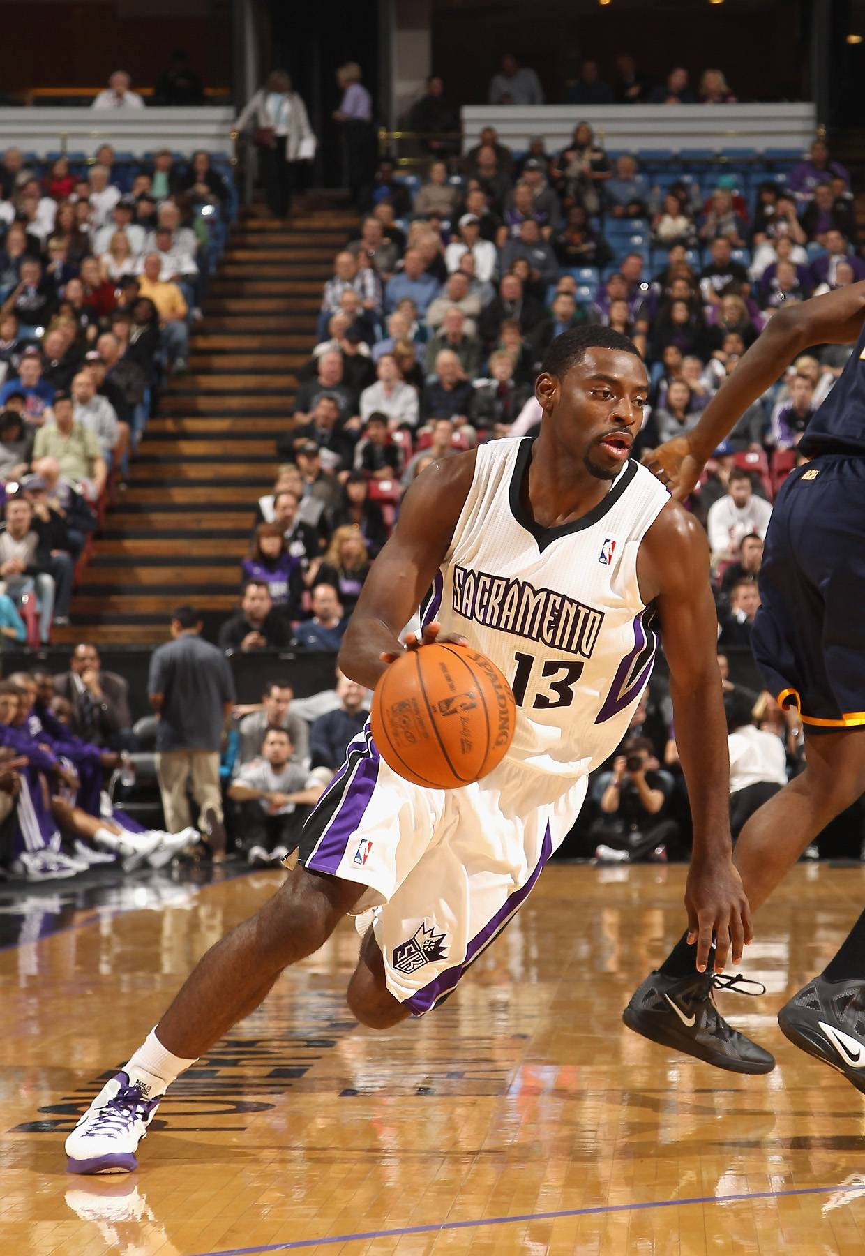 Tyreke Evans - After playing for the University of Memphis for a season, Tyreke Evans decided to enter the draft. He was the fourth overall pick and signed with the Sacramento Kings. He was the 2009-2010 Rookie of the Year.(Photo: Ezra Shaw/Getty Images)