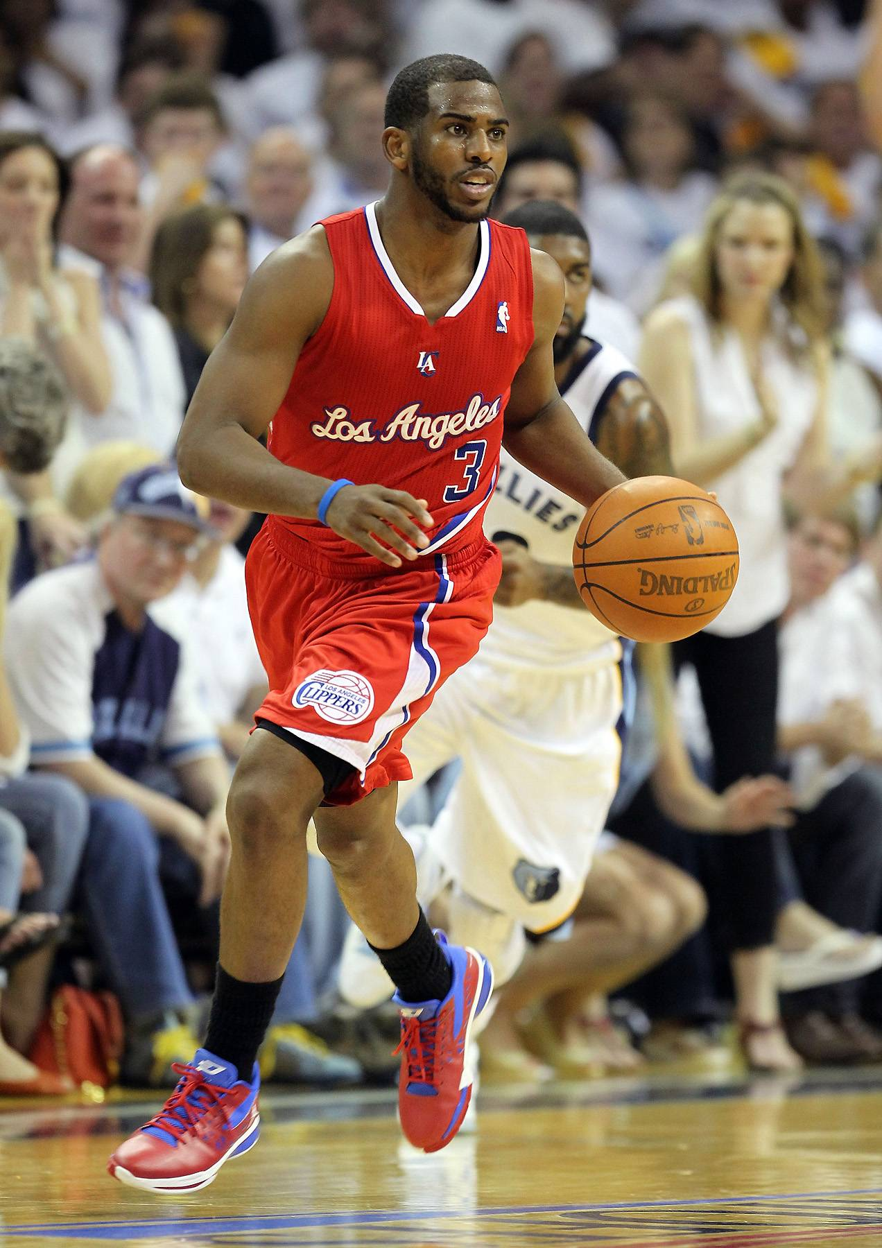 Chris Paul - Men's basketball. NBA team: Los Angeles Clippers.2008 gold medalist(Photo: Andy Lyons/Getty Images)