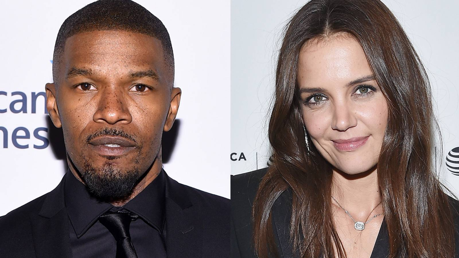 Are These Two Expecting a Baby? - Rumors are flying all over the place that Katie Holmes and Jamie Foxx may be four months pregnant. However, the couple remains tight-lipped. Are they even Facebook official yet? (Photos from left: Dimitrios Kambouris/Getty Images for EIF, Mike Coppola/Getty Images for 2016 Tribeca Film Festival)