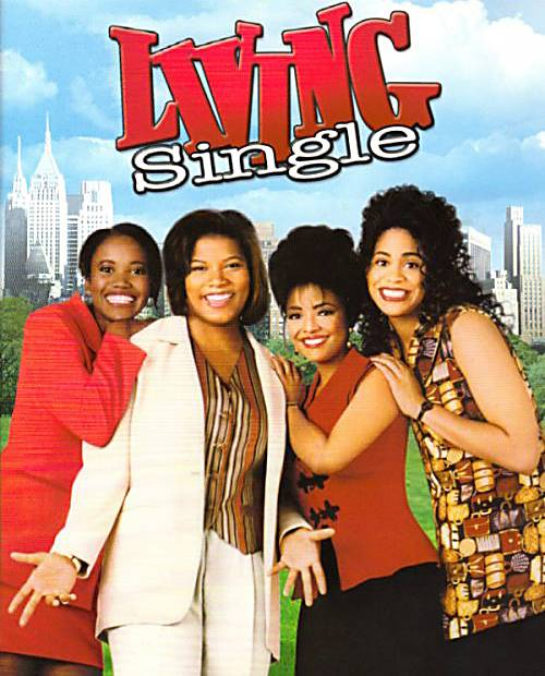 Living Single Lady - Queen Latifah starred as magazine editor Khadijah James on the hit TV comedy series Living Single. The sitcom, created by Yvette Lee Bowser, followed the lives of six single friends, living in a Brownstone in New York City. A precursor to Friends, Living Single also starred Kim Fields and Kim Coles and ran for five seasons.  (Photo: Courtesy Sister Lee Productions/ Warner Bros. Television)